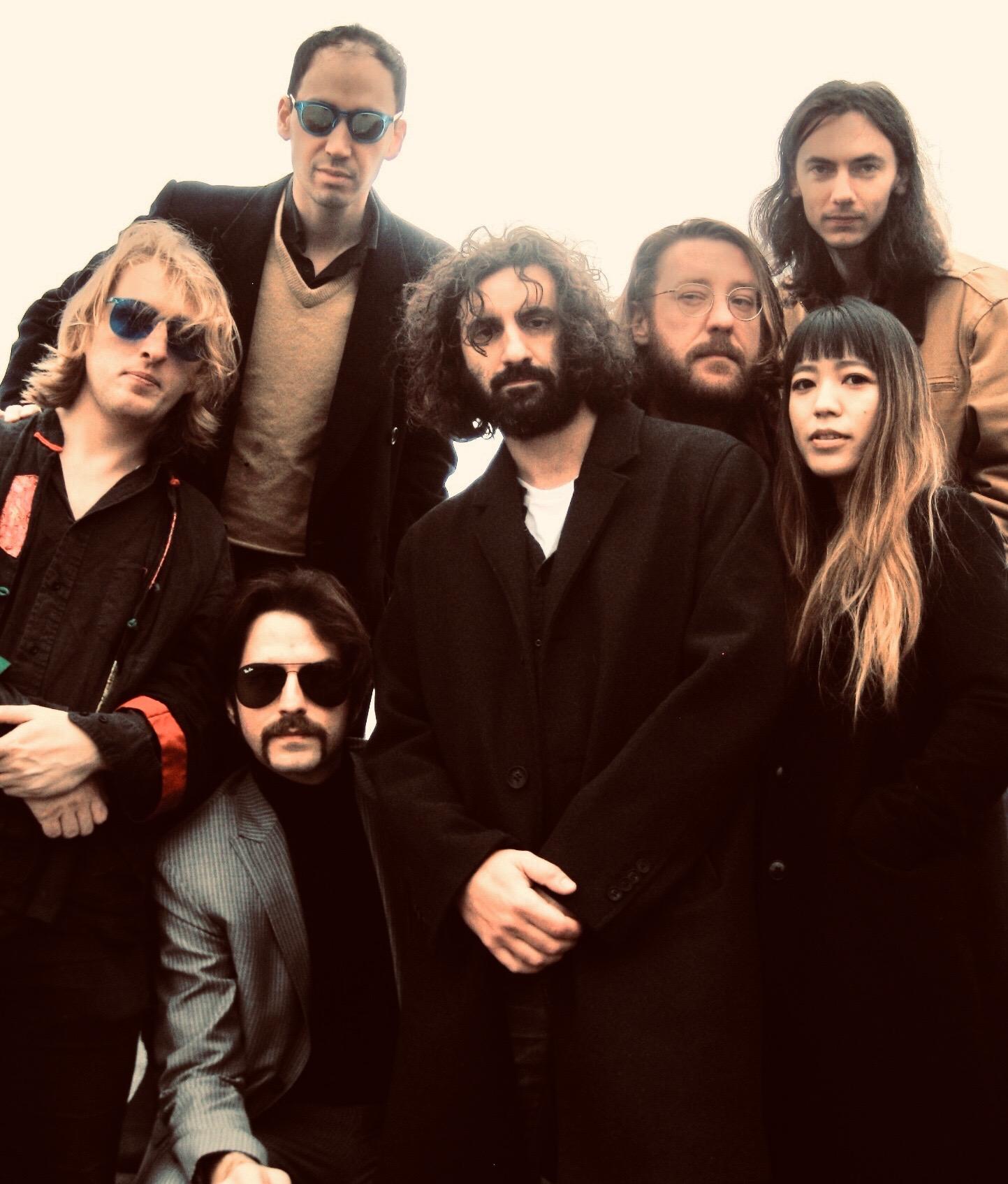 Mary Vision band